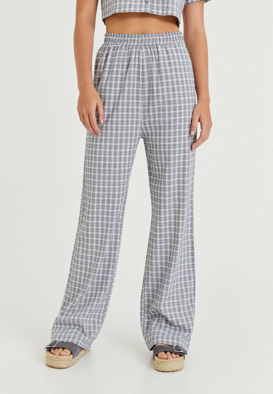 Donna MIT KAROMUSTER - Pantaloni