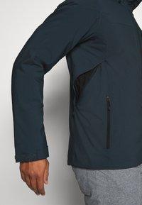 Peak Performance - MAROON JACKET - Ski jacket - blue steel - 4