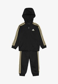adidas Performance - SHINY  - Verryttelypuku - black/gold - 5