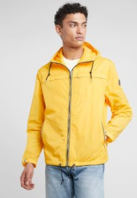 Polo Ralph Lauren - ANORAK JACKET - Summer jacket - slicker yellow - 0