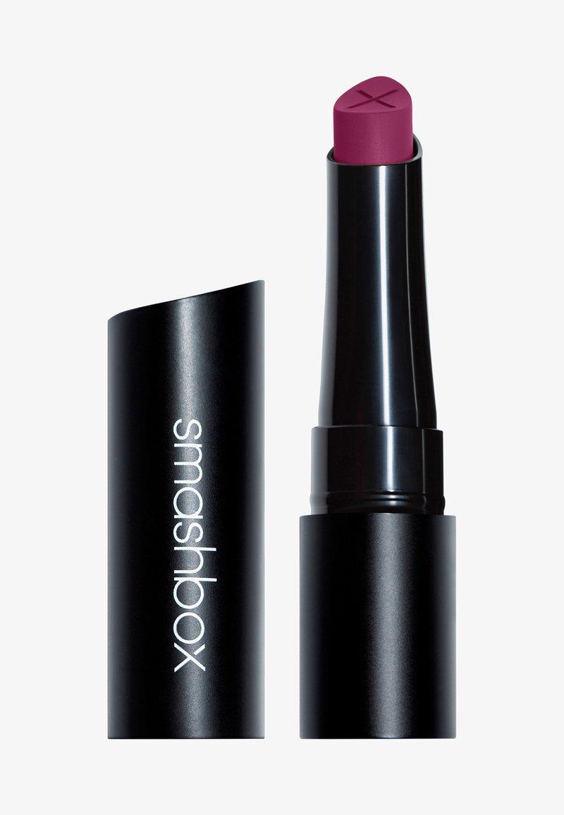 Smashbox - ALWAYS ON CREAM TO MATTE LIPSTICK - Lipstick - let's gojiplum