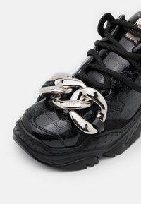 N°21 - BILLY - Trainers - black - 6