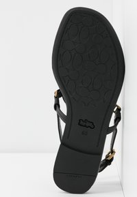 Coach - JERI - T-bar sandals - black - 6