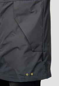 INDICODE JEANS - Winter coat - dark grey - 3