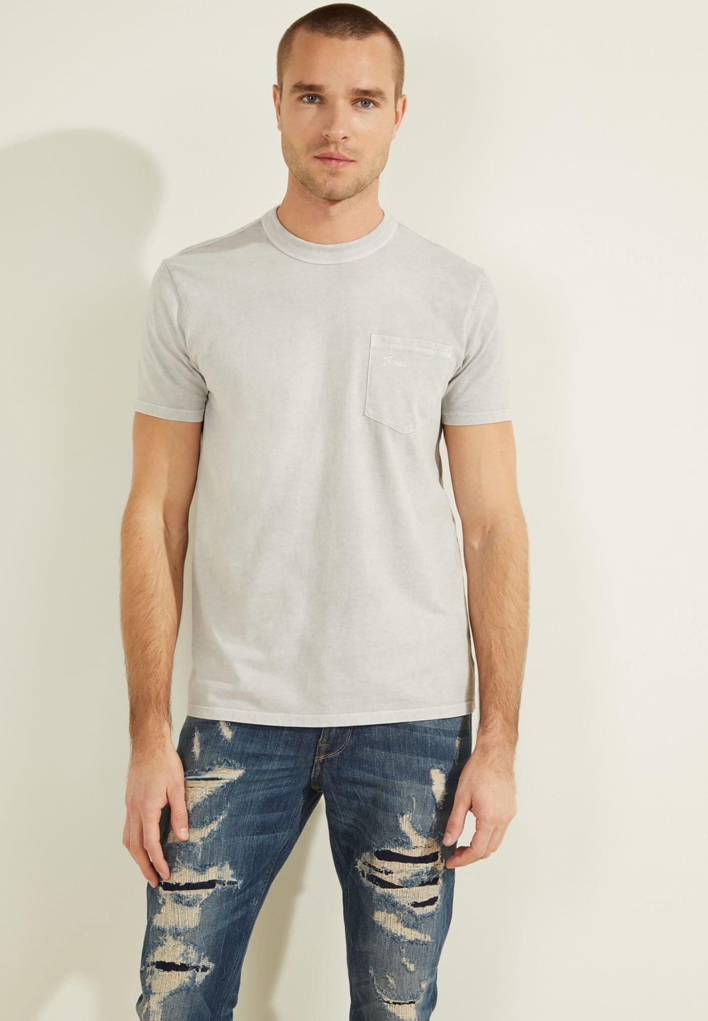 Uomo BORSTZAK - T-shirt basic