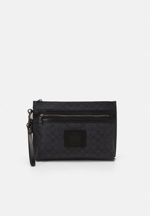 ACADEMY POUCH IN SIGNATURE - Laptop bag - midnight
