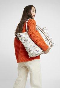 Cath Kidston - DISNEY FOLDAWAY OVERNIGHT BAG - Weekend bag - rich cream - 1