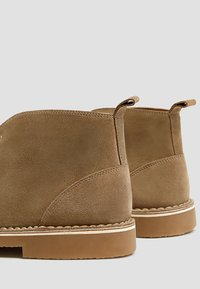 PULL&BEAR - Lace-ups - brown - 3