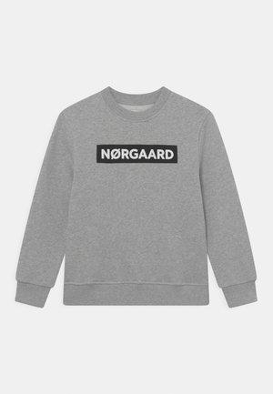 ORGANIC SOLO UNISEX - Sweater - grey melange