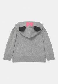 GAP - TODDLER GIRL MINNIE MOUSE - veste en sweat zippée - mottled light grey - 1