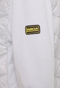 Barbour International - EVERLY - Lehká bunda - ice white - 6