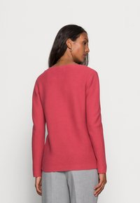 TOM TAILOR - SWEATER NEW OTTOMAN - Jumper - cozy pink - 2