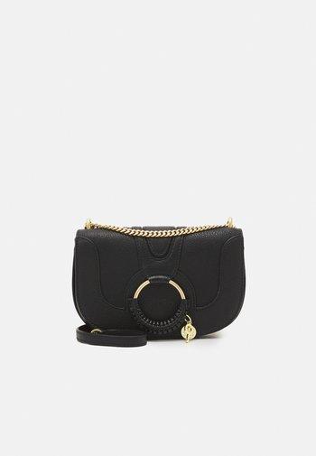 SHOULDER BAGS - Across body bag - black