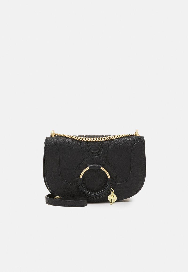 See by Chloé - SHOULDER BAGS - Taška spříčným popruhem - black