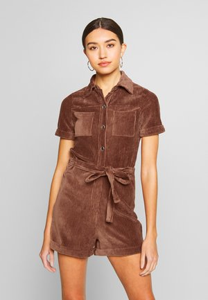 CORD PLAYSUIT  - Jumpsuit - card