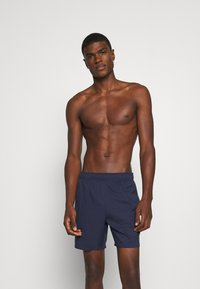 Puma - SWIM MEN MEDIUM - Swimming shorts - navy - 1