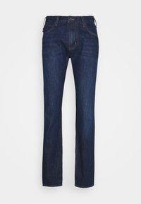 Emporio Armani - POCKETS PANT - Jeans slim fit - dark blue - 3