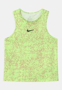 Nike Performance - Top - lime glow/black - 0
