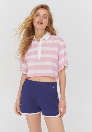 Koszulka polo - pink