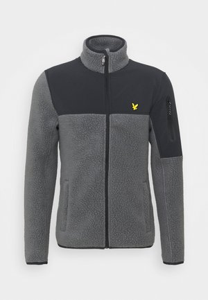 POLARTEC THERMAL  - Fleece jacket - rock grey