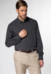 Eterna - COMFORT FIT - Shirt - anthrazit - 0