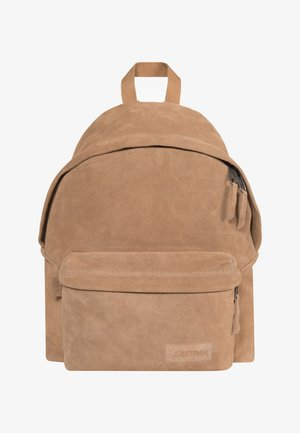 LEATHER SUEDE/TRIBUTE - Rucksack - beige