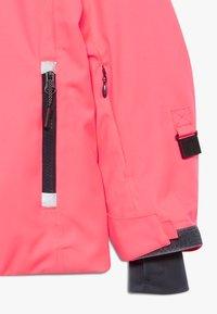 LEGO Wear - LWJODIE 700 - Snowboard jacket - coral red - 3