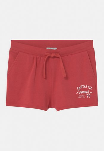 TEEN GIRLS - Shorts - tomato puree