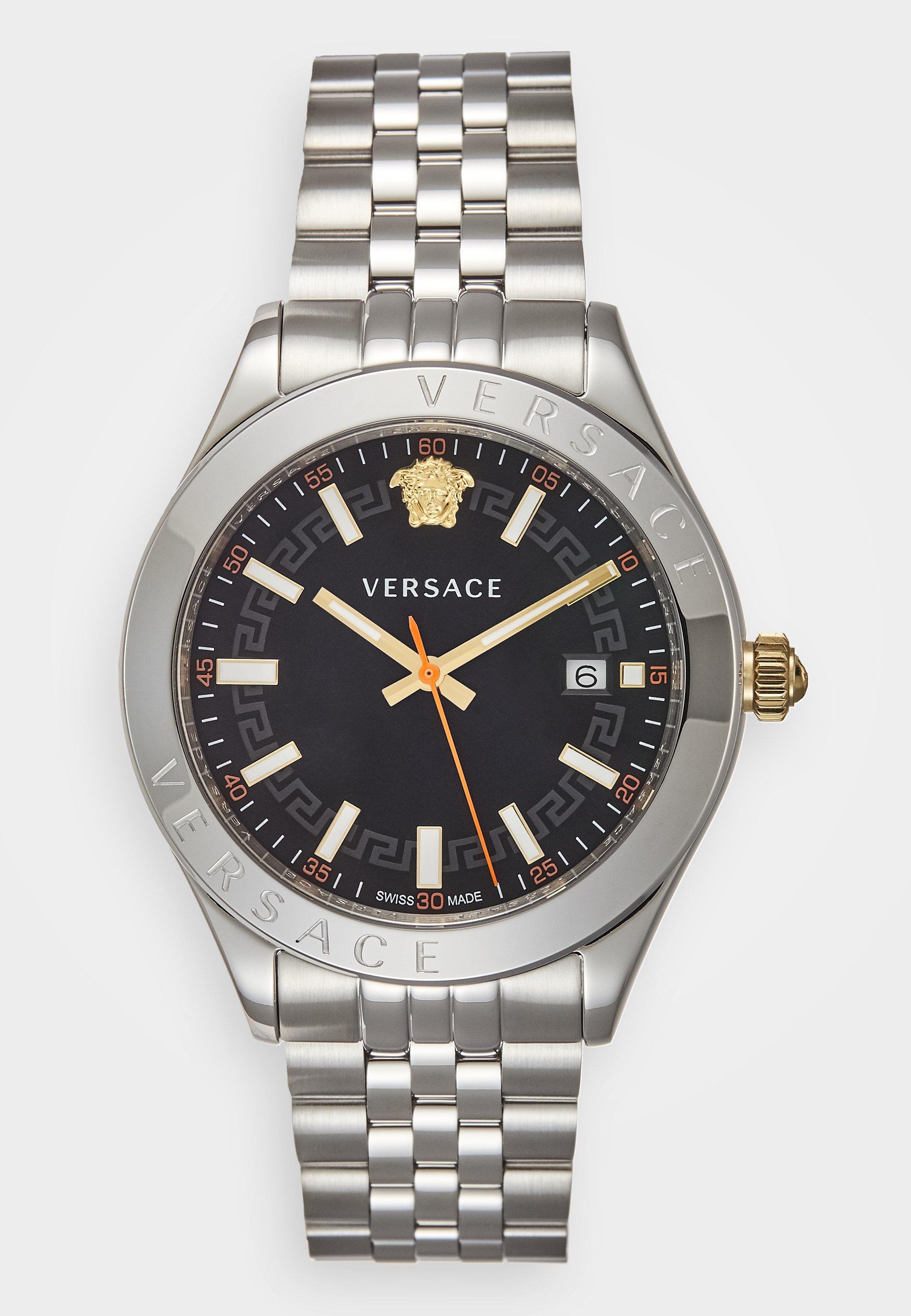 Versace Watches Hellenyium - Uhr Black/schwarz