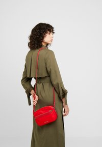 Marc O'Polo - Across body bag - rouge red - 1