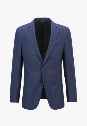 Suit jacket - open blue