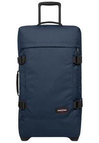 Eastpak - TRANVERZ M - Wheeled suitcase - frozen navy - 0