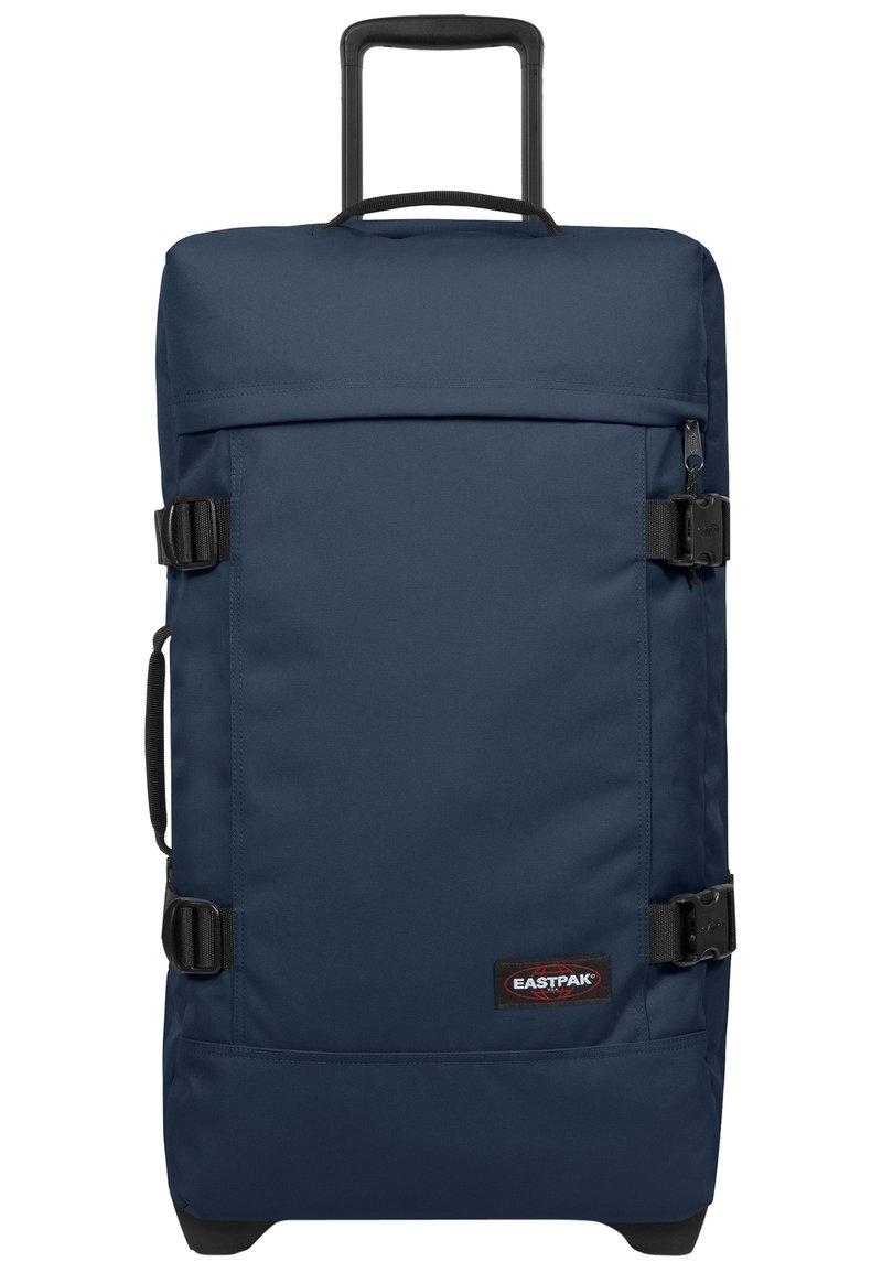 Eastpak - TRANVERZ M - Wheeled suitcase - frozen navy