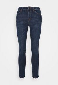 edc by Esprit - Jeans Skinny Fit - dark blue wash - 0