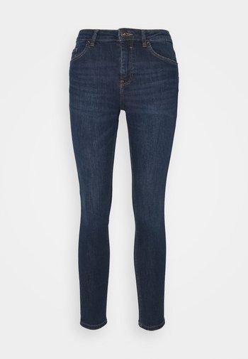 Jeans Skinny - dark blue wash