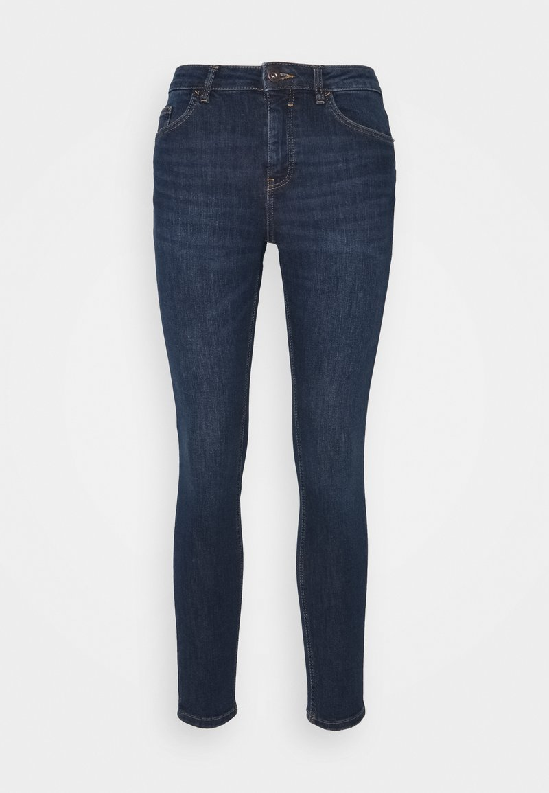 edc by Esprit - Jeans Skinny Fit - dark blue wash