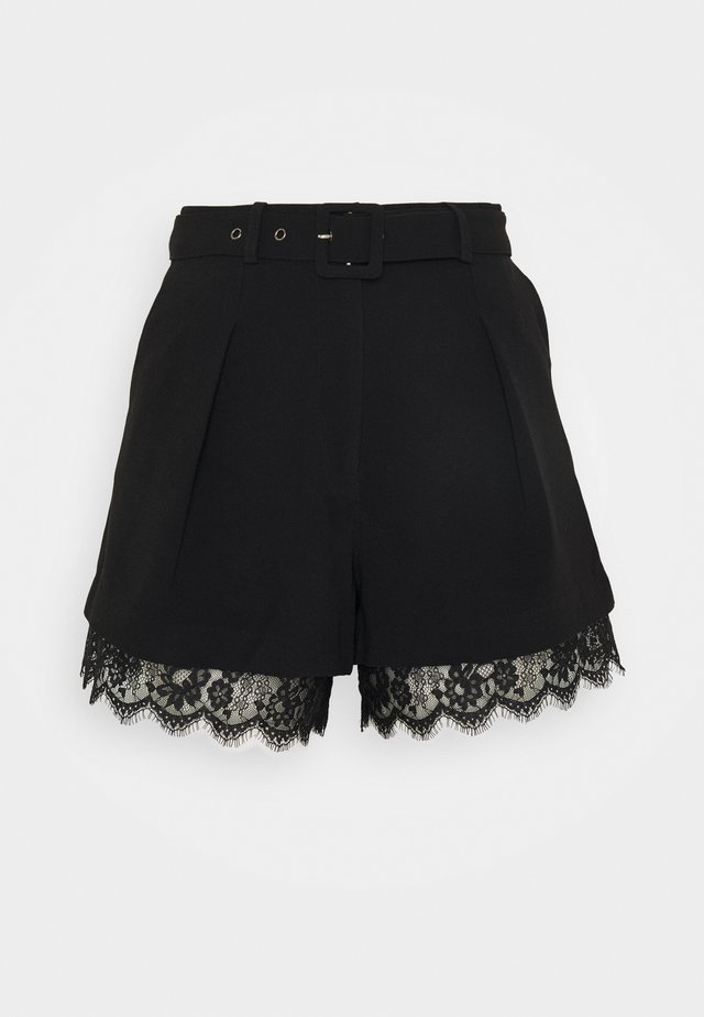 LADIES - Shorts - black