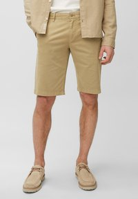 Marc O'Polo - RESO - Shorts - chestnut chocolate - 0