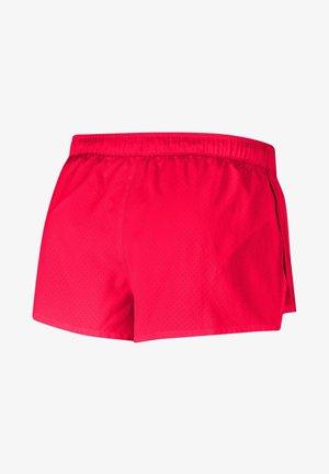 Sports shorts - bright crimson