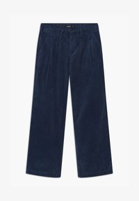 LMTD - WIDE - Kalhoty - dress blues - 0
