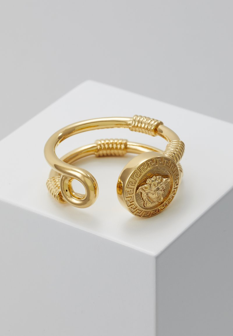 Versace - Ringe - gold-coloured