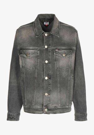 Denim jacket - tova grey com