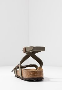 Birkenstock - BLANCA - Sandals - stone - 5