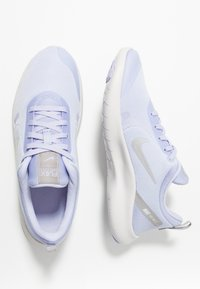 Nike Performance - FLEX EXPERIENCE RN 8 - Minimalist running shoes - lavender mist/atmosphere grey/purple agate/vast grey - 1