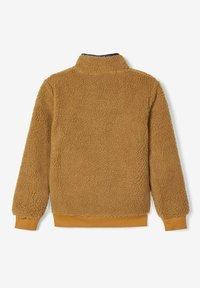 Name it - TEDDY - Fleece jacket - medal bronze - 1