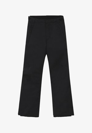 SUNLEAF GIRLS - Snow pants - black