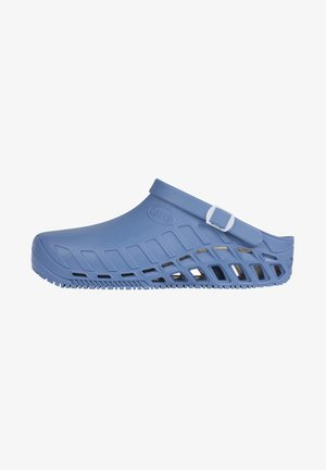 Pantoffels - blue