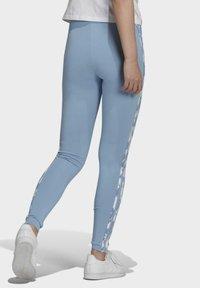 adidas Originals - Leggings - Trousers - blue - 1