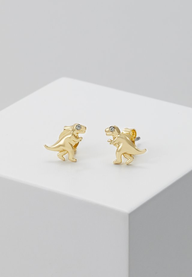 REXY STUDS - Earrings - gold-coloured