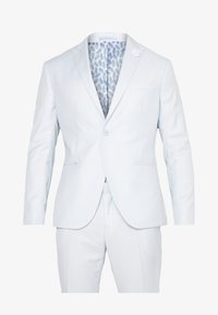 Isaac Dewhirst - WEDDING SUIT PALE - Oblek - light blue - 11